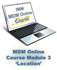 MDM Online Training Course: Module 3 – Location