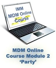 MDM Online Training Course: Module 2 – Party