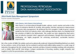 Ppdm data model