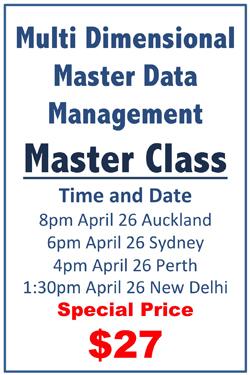 MDM Master Class (Australia, NZ, India)