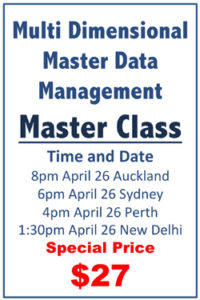 Click here to enrol on MDM Master Class 8pm Auckland, 6pm Sydney, 4pm Perth, 1:30pm New Delhi April 26 2017.
